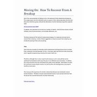 Ex back experts: how to get your ex back comparison