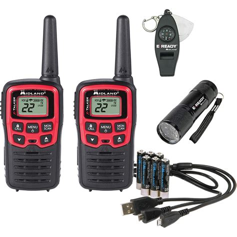 Ex37vp E Ready Walkie Talkie Kit Midland Radio And Tactical Medical Solutions Youtube