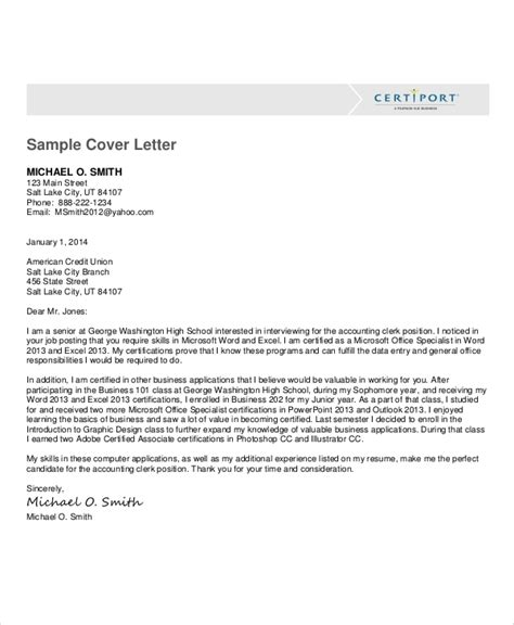 Example Cover Letter Data Entry Job Application   How To ...