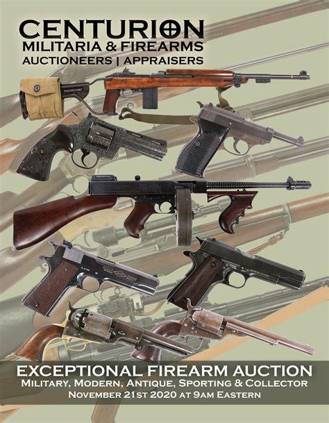 Exceptional Firearms Auction Auctionguy Com