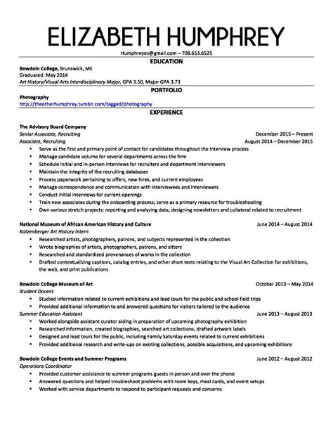 Executive Position Resume Template | Examples Of Cv Cover ...