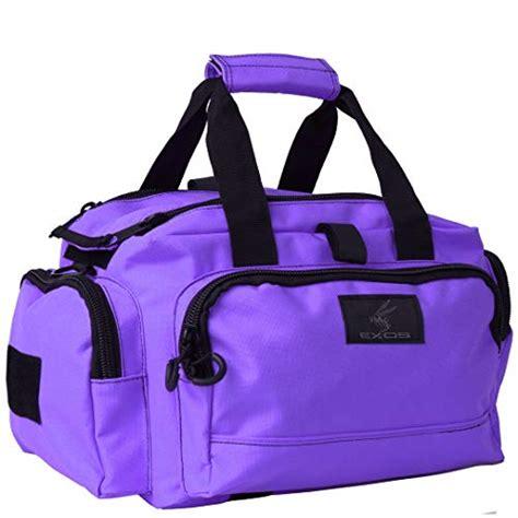 Exos Range Bag Purple CaseBagsy