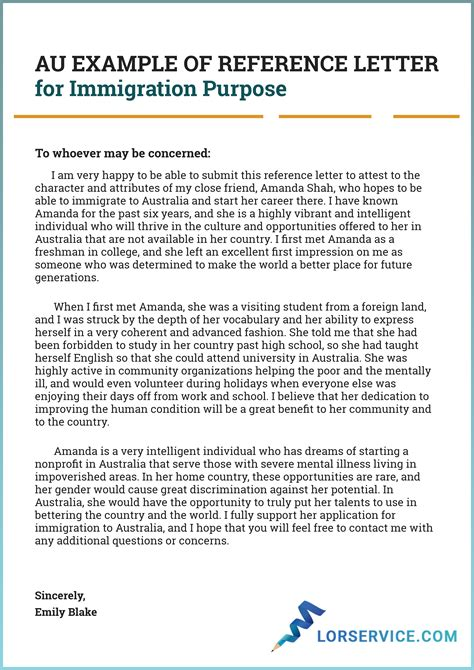 Work Experience Letter Format For Green Card