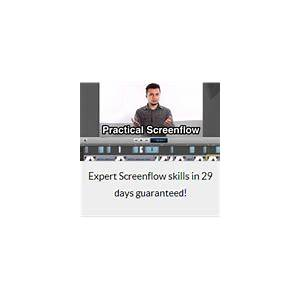 Cheap expert screenflow skills in 29 days guaranteed! ? expert screenflow skills in 29 days guaranteed!