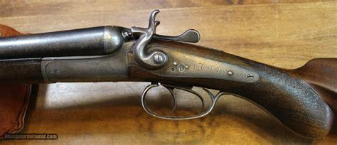 Exposed Hammeer Double Barrel Shotgun