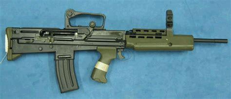 Exsperimental Enfield Assault Rifle