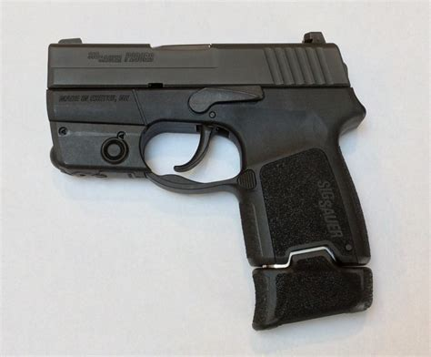 Extended Clips For Sig Sauer P290rs