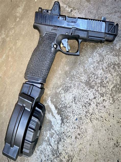 Extra Magazine For Glock 19