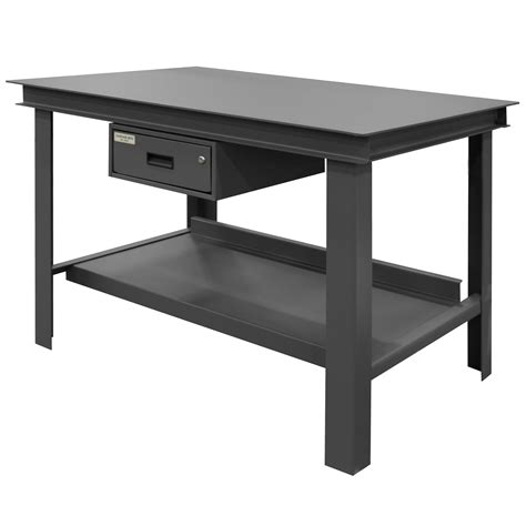 Extra Heavy Duty Workbench With Drawers Image