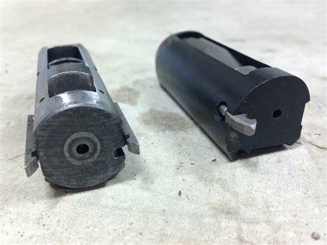 Extractor On A Pump Shotgun