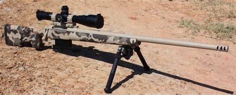 Extreme Long Range Hunting Rifles