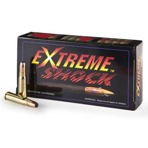 Extreme Shock Ammo 223