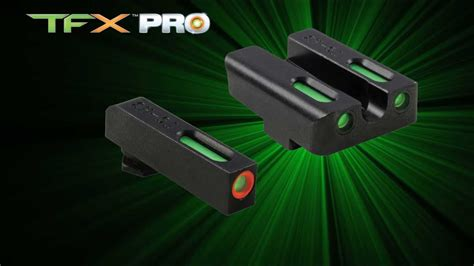 Extreme Targeting With TruGlo Handgun Sights