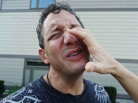 Eye Scratch Self Defense