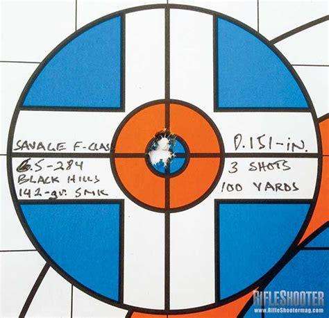 F Class Rifle Shooting Rules