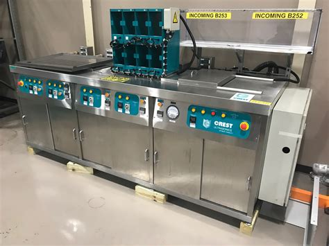 F1200ht Ultrasonic Cleaning System Crest Ultrasonic - Bugpy Co