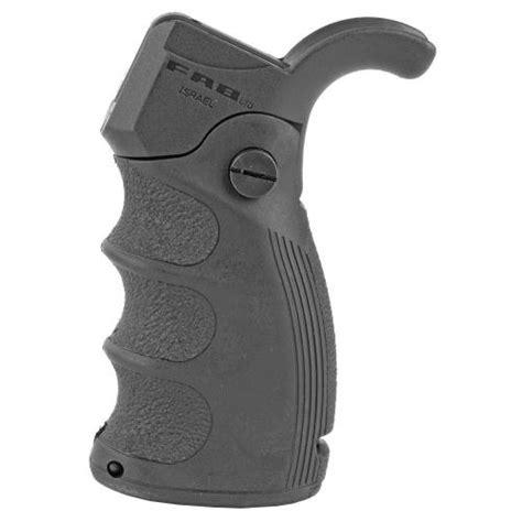 Fab Defence Folding Grip On A Pistol Leagal