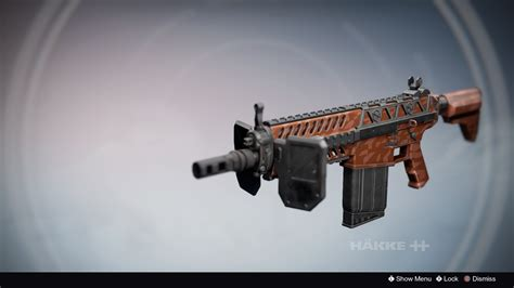 Fabian Strategy Exotic Assault Rifle