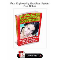Face engineering exercises promotional codes