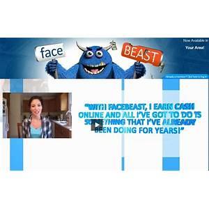 Facebeast earn cash using facebook! online coupon