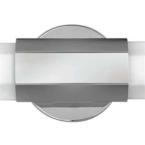 Facet Vertical 1-Light LED Bath Bar