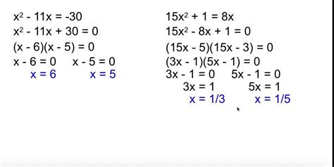 Factorization Method Of Quadratic Equation Graph and Velocity Download Free Graph and Velocity [gmss941.online]