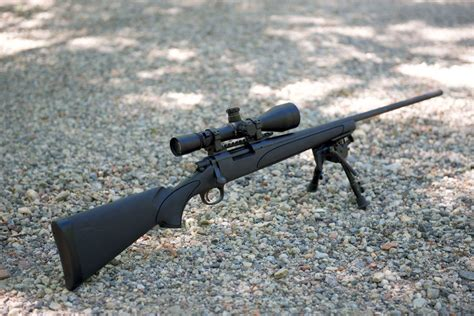 Factory Specifications On Remington 700 Adl