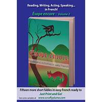 Fairy tales, fables and myths in easy french coupon