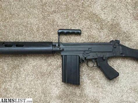 Fal 308 Battle Rifle