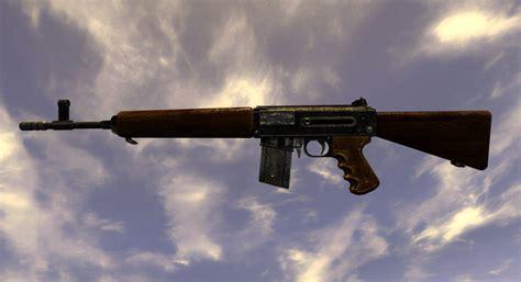 Fallout 1 Ak112 Assault Rifle