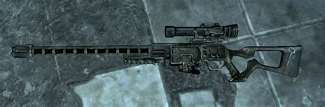 Fallout 3 Best Sniper Rifle
