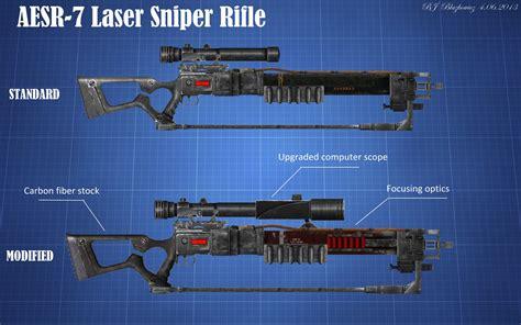 Fallout 3 Laser Sniper Rifle Mod