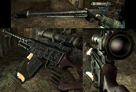 Fallout 3 Sniper Rifle Retexture