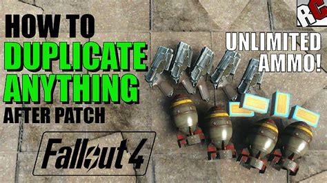 Fallout 4 308 Ammo Glitch