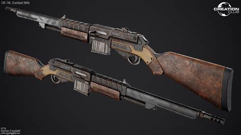 Fallout 4 5mm Assault Rifle