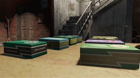 Fallout 4 Ammo Boxes Conveyor