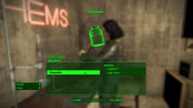 Fallout 4 Ammo Crafting Without Dlc