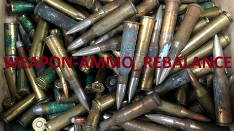 Fallout 4 Ammo Has Weight Mod