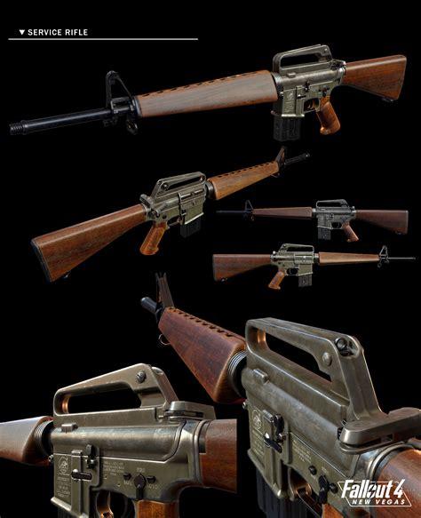 Fallout 4 Assault Rifle Redux