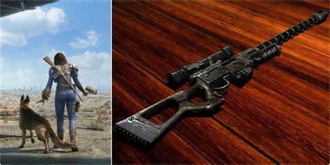 Fallout 4 Assault Rifle Sniper