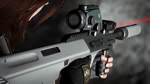 Fallout 4 Aug Assault Rifle