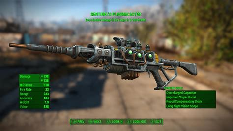 Fallout 4 Best Rifle Weapon