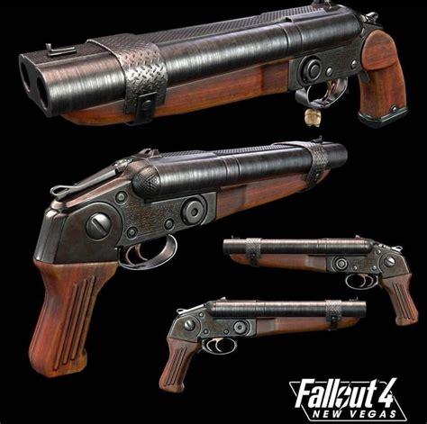 Fallout 4 Best Sawed Off Shotgun