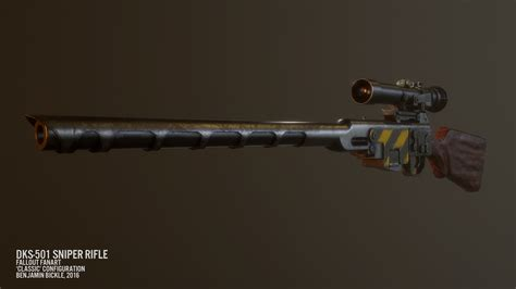 Fallout 4 Circle Of Steel Sniper Rifle