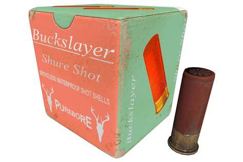 Fallout 4 Craft Shotgun Ammo
