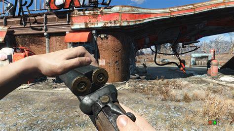 Fallout 4 Double Barrel Shotgun Animations