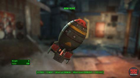 Fallout 4 Fatman Ammo Locations