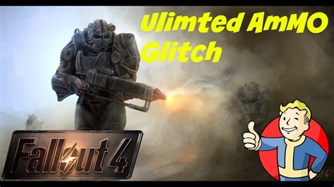 Fallout 4 Followers Unlimited Ammo