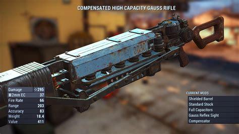 Fallout 4 Gauss Rifle Ammo Type