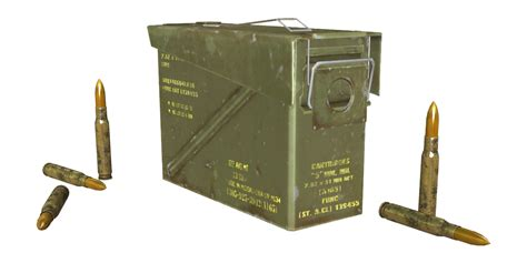 Fallout 4 Give 5mm Ammo
